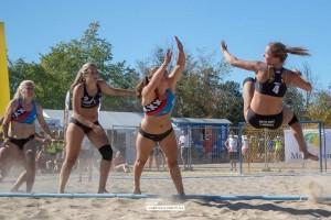 OHC beach team