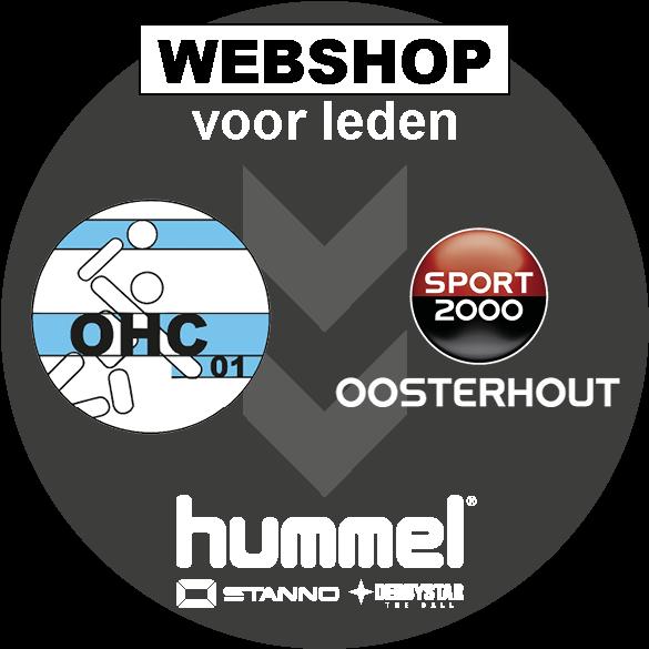 Webshop voor Leden OHC