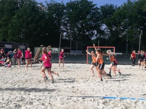 OHC beach oosterhout handbal