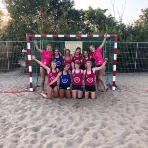 NK Beach handbal OHC dames A
