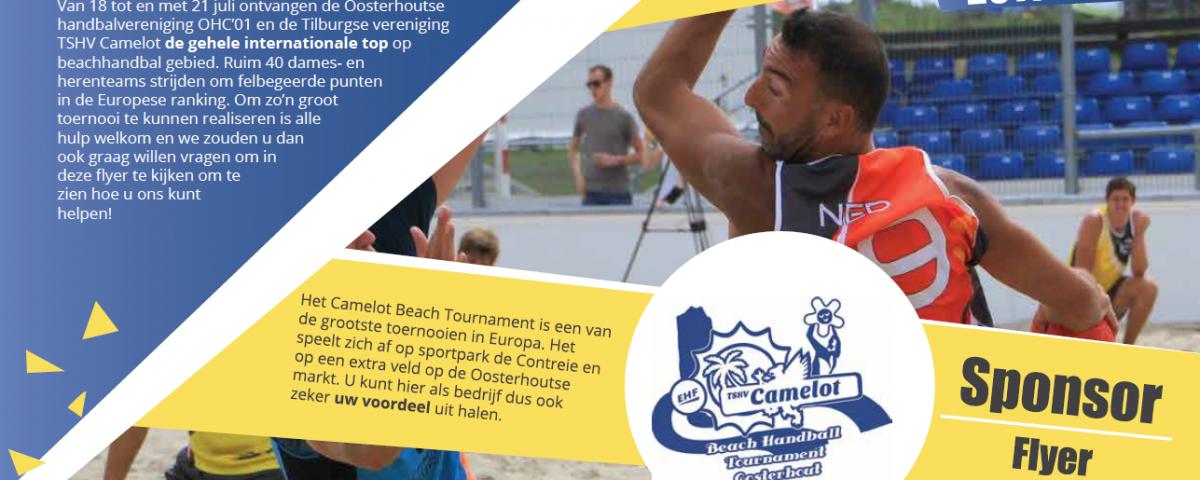 beachhandball tournament OHC