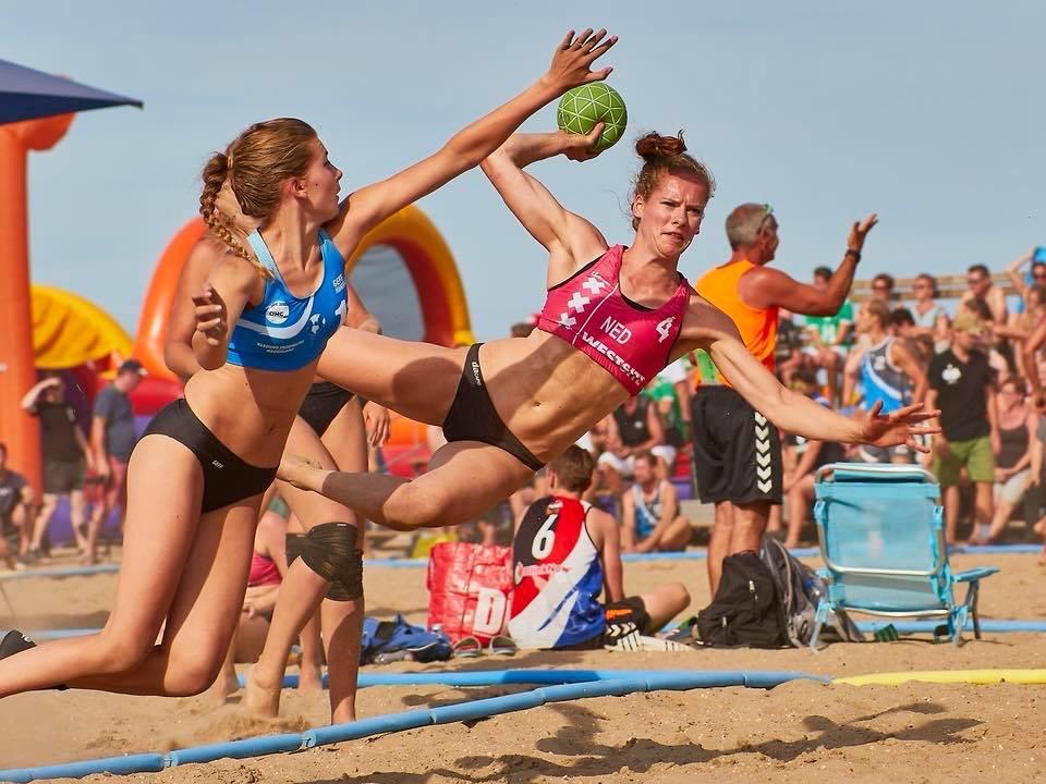 Beach Handbal Oosterhout