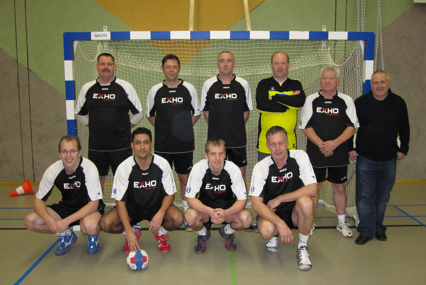 Team-recreanten